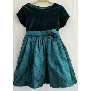 Rare Editions Girl's Party Dress - Size 2T